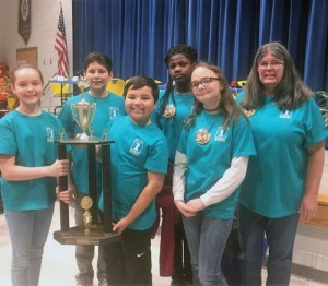 Moore team wins Battle of the Books