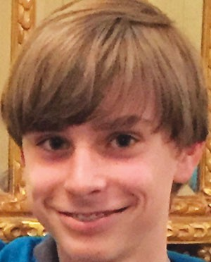 Student competes at National Geographic Bee