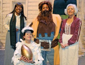 Jack & the Beanstalk comes to FLT on Saturday