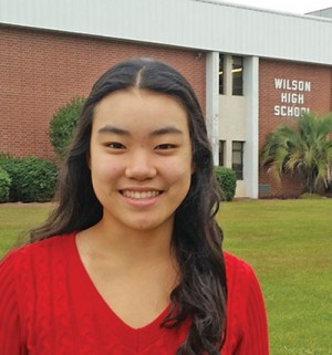 Wilson student advances to finals in German Olympics