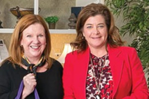 Florence West Rotarians welcome women to Chrysalis Center