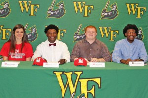 WEST FLORENCE SIGNING DAY