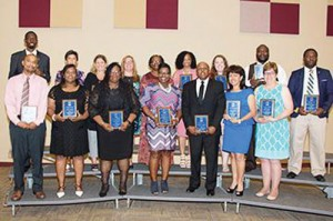FSD1 Support Employees of the Year
