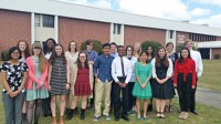 Wilson High IB students excel on National Examination