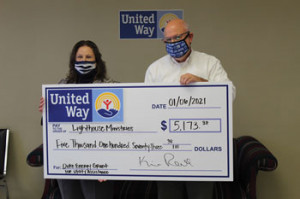 United Way of Florence County distributes Duke Energy grant funds