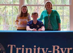 TBCS athletes sign National Letters of Intent
