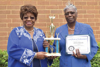 Florence-Dillon AME lay organization recognizes competition winners
