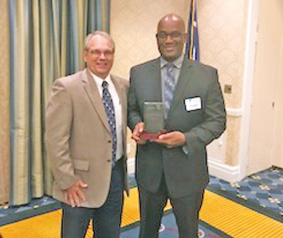 Bradley receives YMCA award