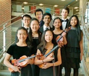 Students participate in All-State Orchestra