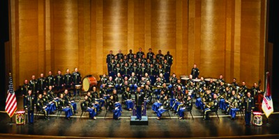 US Army Field Band this Friday