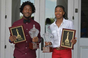 Florence One School District  names Athletes of the Year