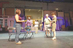 Florence Little Theatre Blithe Spirit opens Friday