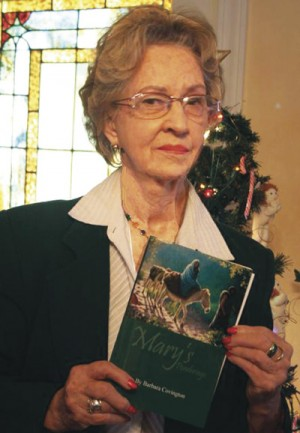 Local author publishes 'Mary's Ponderings' about the mother of the Son of God