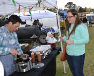 Annual Big Brothers, Big Sisters Barbecue Cookoff Fest April 8-9