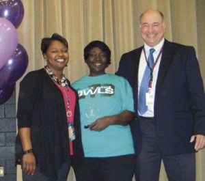 Cafeteria manager celebrated as National School Meals Hero