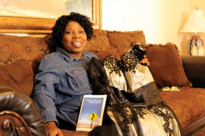 Dialysis patient writes book