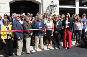 Carolina Bank holds ribbon cutting for new downtown location