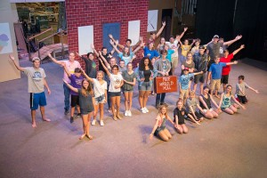 FLT presents all youth production of 'Music Man Jr.'