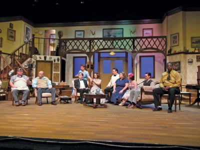 'You Can't Take It With You' opens Friday at FLT