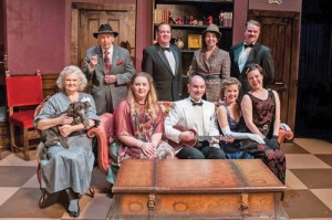 'Game's Afoot' brings comedy, mystery to FLT