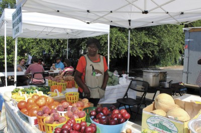 Downtown Farmers Market operating in new expanded space