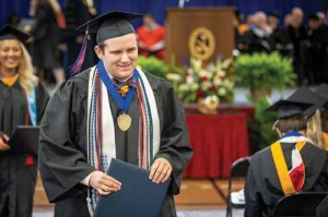 FMU chemistry grad headed to LSU to work on doctorate