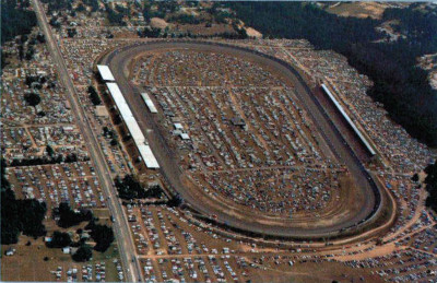 DO YOU REMEMBER? Darlington Raceway in the 1950s
