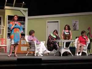 Florence Little Theatre presents Dixie Swim Club