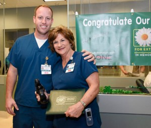 McLeod nurse receives DAISY Nursing Award