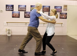 Doctor, teacher paired for DWTSF