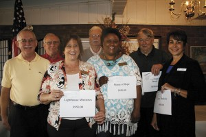 DuPont Retirees spread cheer