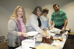 ERS, Med-Enroll workers find joy in giving