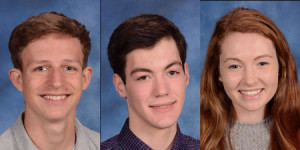 Florence One students named National Merit semifinalists