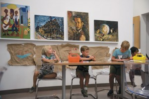 Florence County Museum offers  Summer Studios for children
