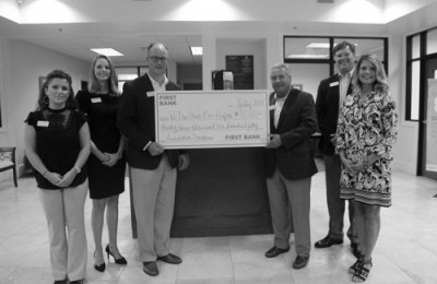 First Bank Foundation awards $36,100 to area non-profits