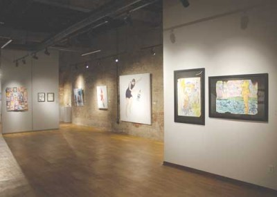 New FMU gallery  puts alumni work on display