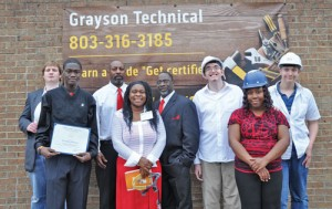 Grayson Technical Training hosts graduation for 2-year program