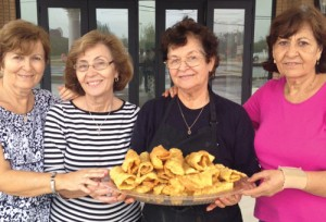 Greek ladies host Pastry Sale and Dinner this weekend