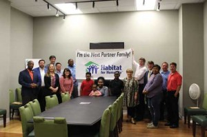 Florence Habitat for Humanity announces next partner family