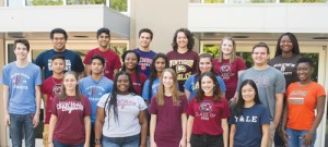 International Baccalaureate  students awarded diplomas