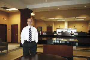Dedicated Community Bank opens branch bank in Florence