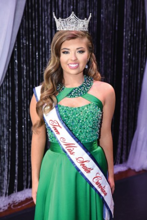 Florence native Kinsley Odom is new Little Miss South Carolina Overall Queen and Teen Miss South Carolina