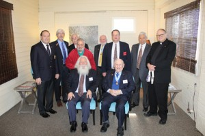 Knights of Columbus donate ultrasound  to A Choice 2 M8K in Florence