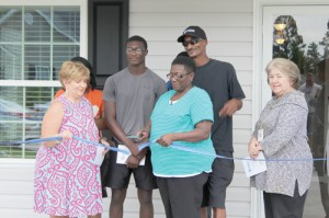 Local family helped through Habitat for Humanity