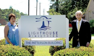 Lighthouse Ministries dedicates building