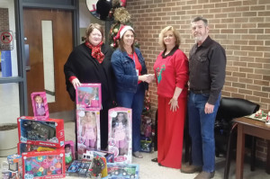 Marion Co. GOP raises more than $1,000  to assist Dept. of Social Services efforts