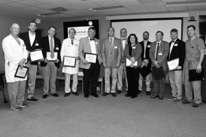 McLeod physicians, hospital recognized