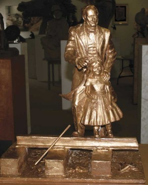 Group seeks donations for statue of city founder