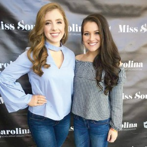 Miss Darlington and Miss Darlington Teen set to compete for state's top crowns