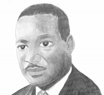 MLK SPEECH: 'Our God is marching on'